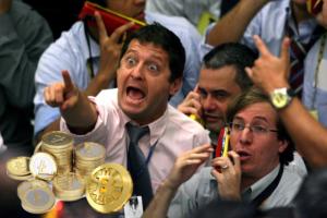Как выглядит паника на рынке криптовалют