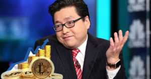 Том Ли уверяет инвесторов в том, что биткоин подорожает в два раза.