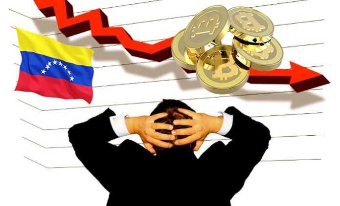 Почему государственная криптомонета не спасёт Венесуэлу от кризиса