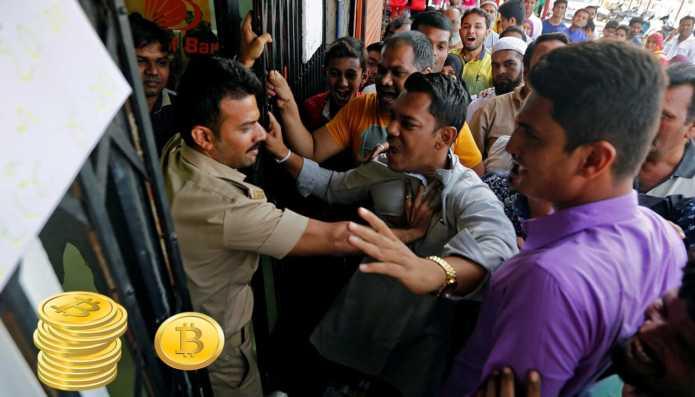 Две крупнейшие криптовалютные биржи Индии объявили о закрытии и обвинили в этом правительство.