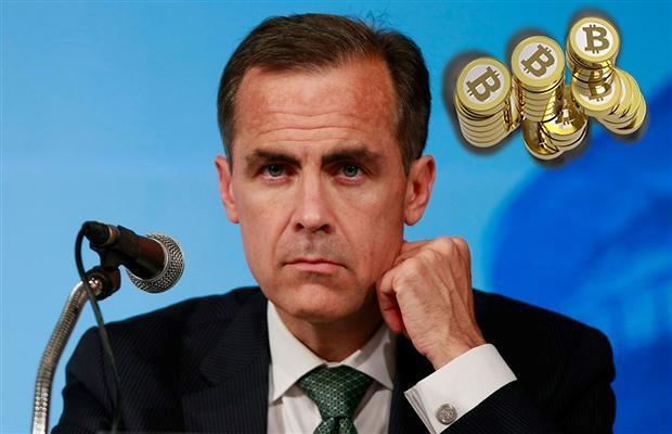 Глава ЦБ Англии призывает правительство включить криптомонеты в современную финансовую систему