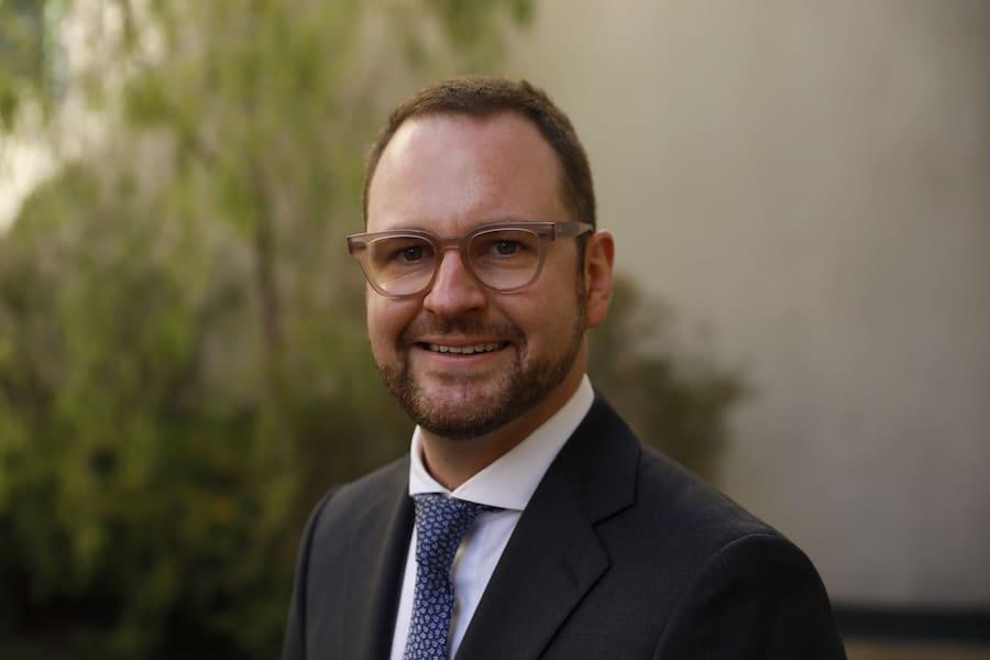сенатор Австралия блокчейн