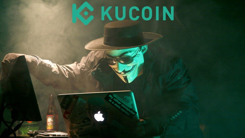 KuCoin биржа хакер