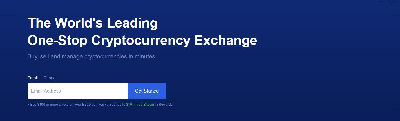 okex биржа криптовалюты