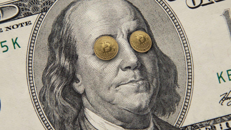 Биткоин доллар купюра