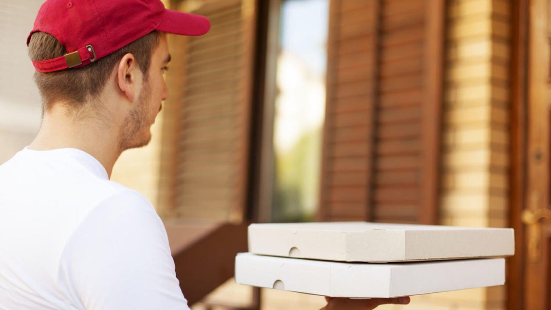 пицца доставка Биткоин