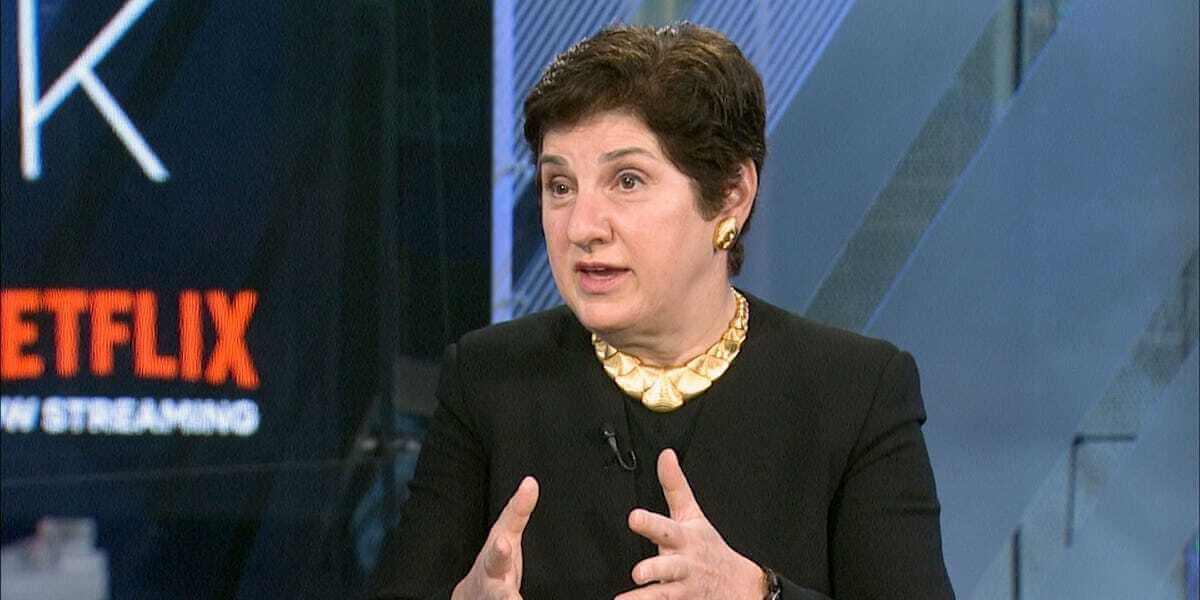 Шармин Мосавар-Рахмани Goldman Sachs