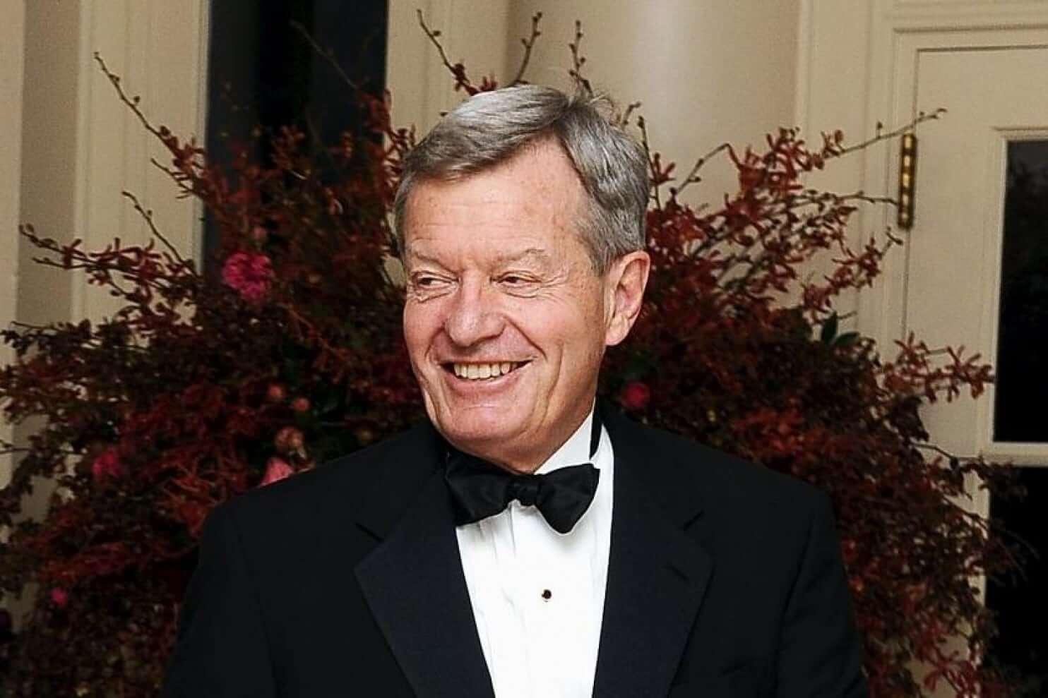 Макс Бокус сенатор США