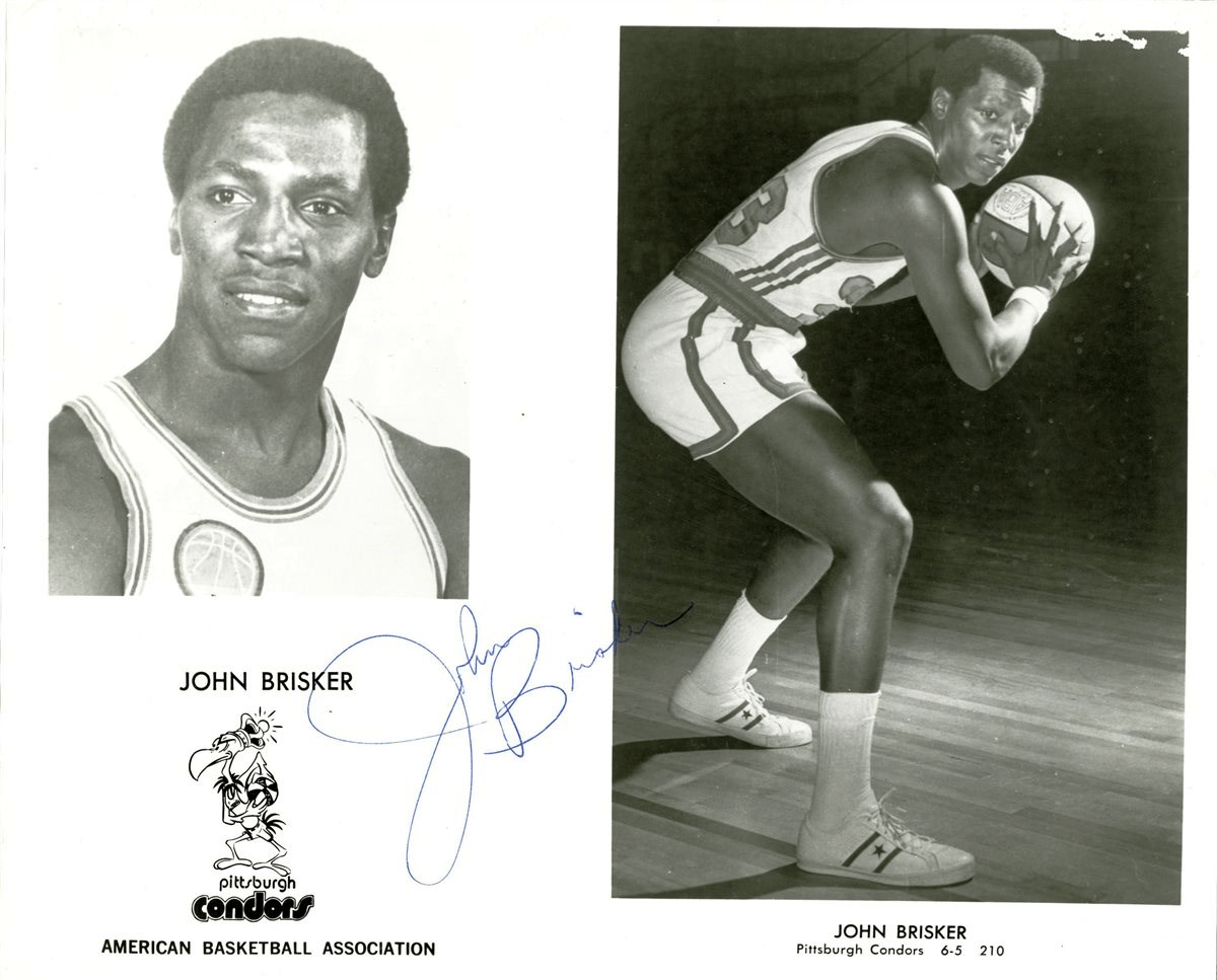 Джон Брискер баскетбол