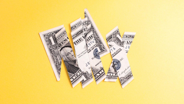 доллар банкнота валюта