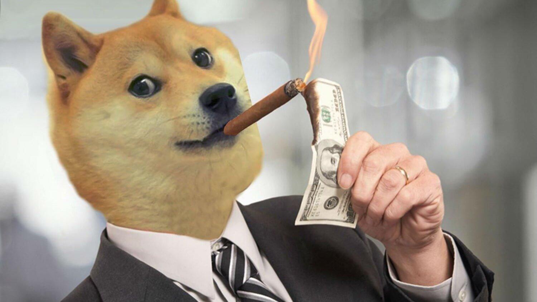 Dogecoin доллар криптовалюта