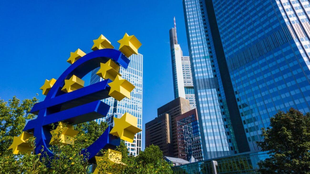 ЕЦБ банк евро Европа