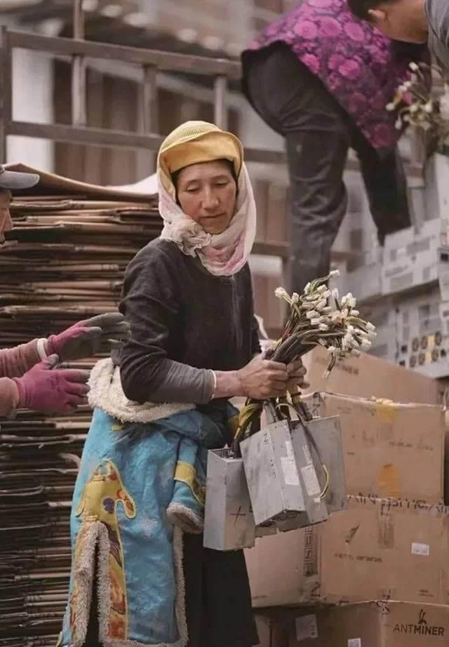 Китай майнинг блокчейн женщина