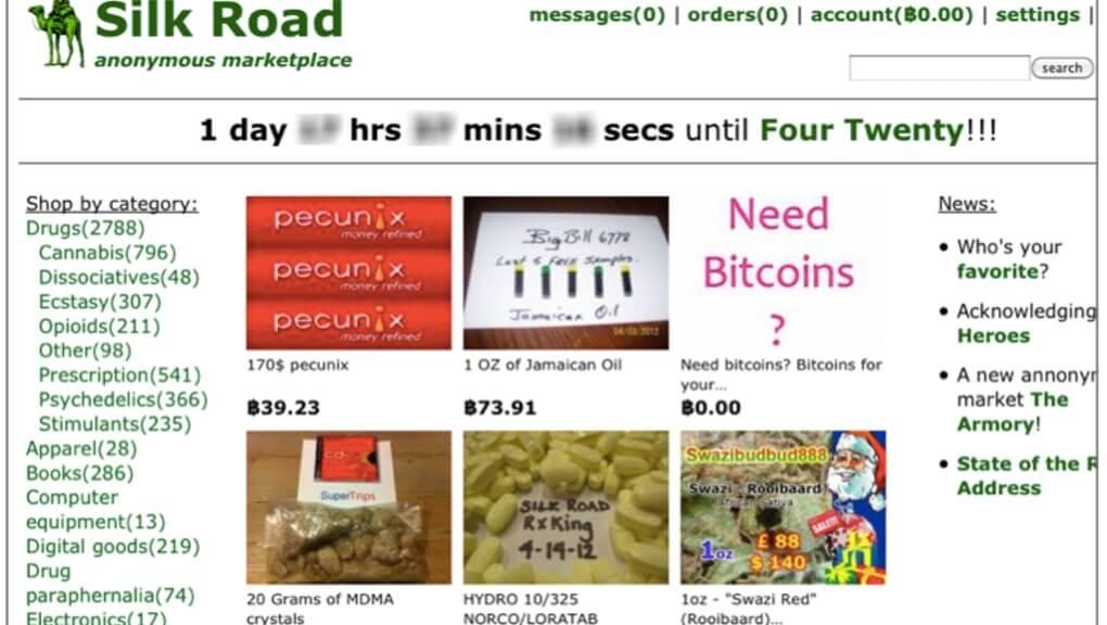 Silk Road сайт биткоин