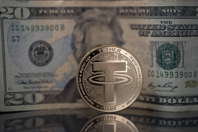 Tether стейблкоин доллар криптовалюта