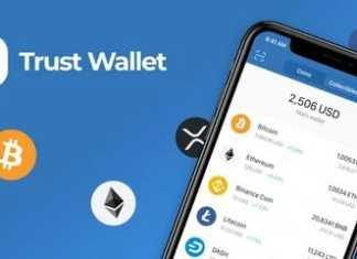 Binance провела эйрдроп токенов проекта Trust Wallet