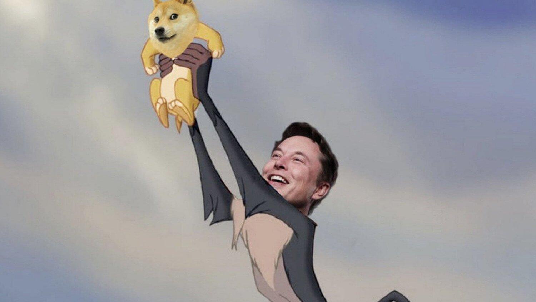 Илон Маск Dogecoin криптовалюта