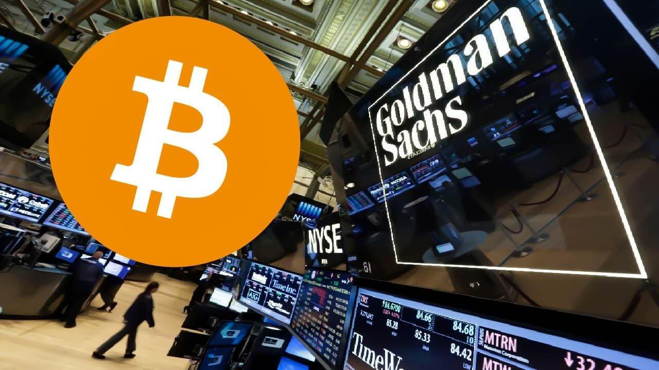 Goldman Sachs Биткоин криптовалюта